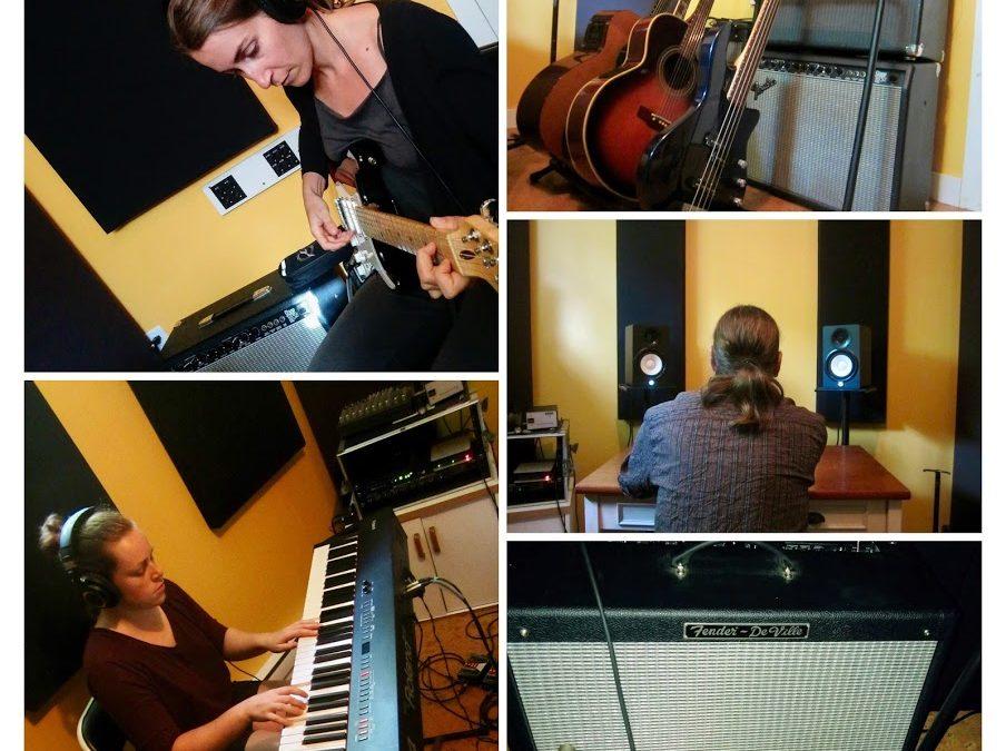 À venir! Un nouvel album pour Andrée-Anne Chose