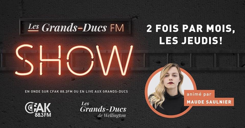 Les Grands-Ducs FM Show