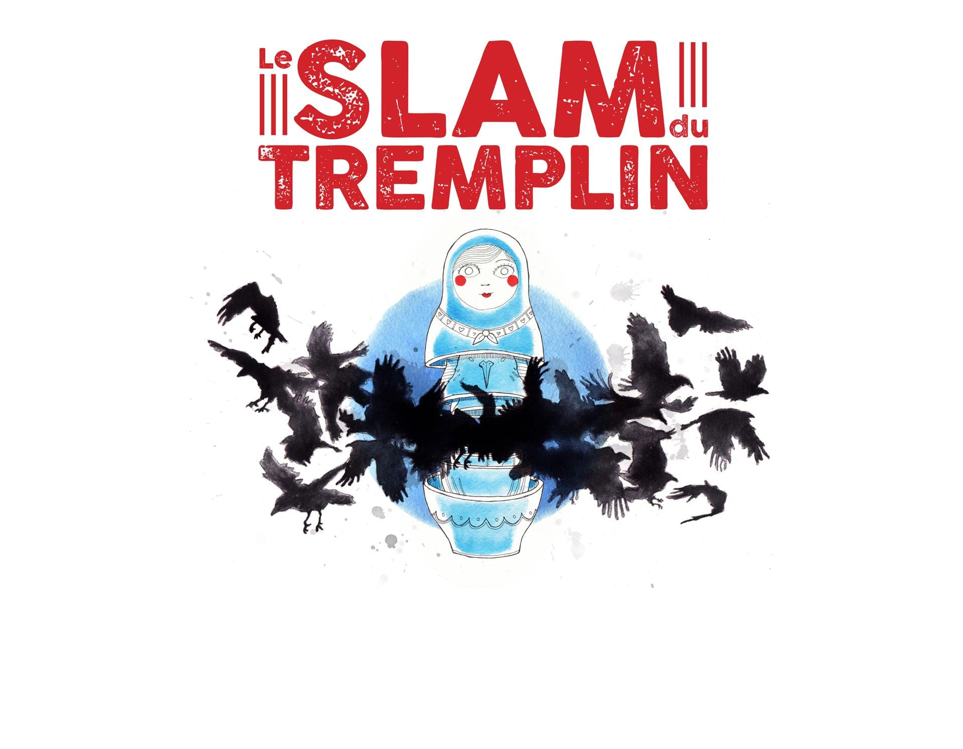 Slam du Tremplin #123
