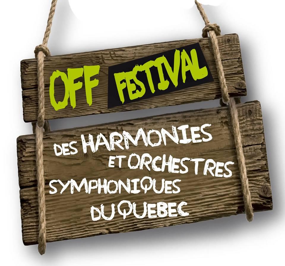 OFF festival des harmonies et orchestres symphoniques du Québec