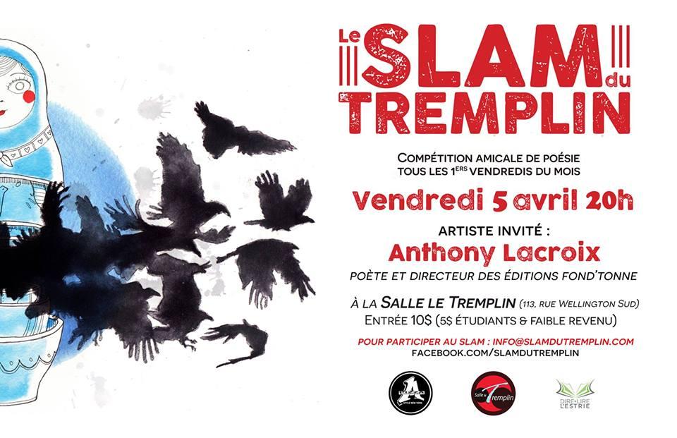 Slam du Tremplin #114