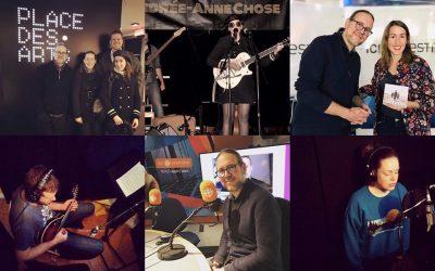 2019: Une année prolifique pour Andrée-Anne Chose